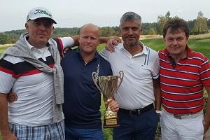 1. týmové klání mezi Golf Masters a Dýšinou vyhrála Plzeň