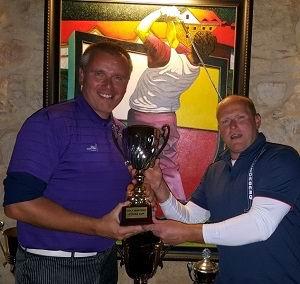 2. klání Golf Masters vs. Dýšina - vyhrál tým Golf Masters
