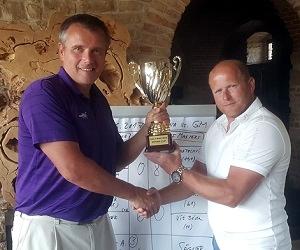 3. klání Golf Masters vs. Dýšina - vyhrál tým Dýšiny a jde do vedení 2:1