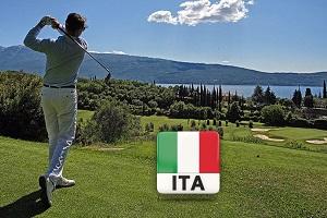 Golf na Lago di Garda (5. - 9. 4. 2018)