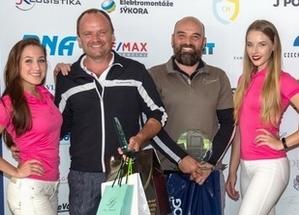 3. turnaj Golf Masters 2018 vyhrál na Greensgate Václav Kuna (70 / -2)