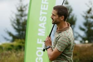9. turnaj Golf Masters 2018 na Konopišti vyhrál Jakub Štulc