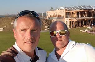 5. klání Golf Masters vs. Dýšinou vyhrál tým Dýšiny a vedení zvyšuje na 4:1