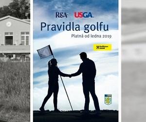 Setkání nejen nad novými golfovými pravidly