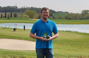 Garda Open 2019 vyhrál Martin Cichý