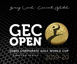 GEC Open - Dubai Corporate Golf World Cup 2020