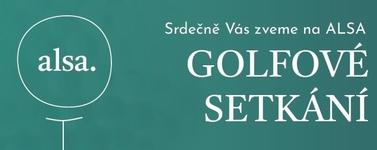 ALSA GOLFOVÉ SETKÁNÍ - Kácov / 19.10.2021