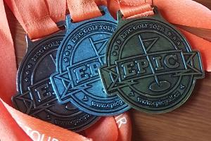 EPIC GT 2019 - žebříček hráčů dle dosažených medailí